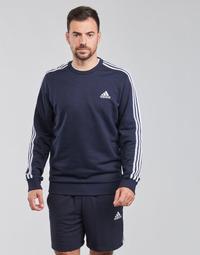 Odjeća Muškarci  Sportske majice adidas Performance M 3S FT SWT Blue