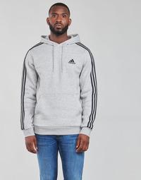 Odjeća Muškarci  Sportske majice adidas Performance M 3S FL HD Siva
