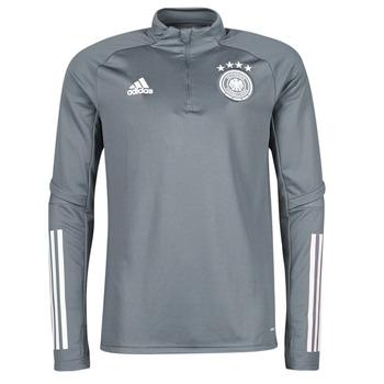 Odjeća Muškarci  Sportske majice adidas Performance DFB TR TOP Siva