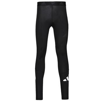 Odjeća Muškarci  Tajice adidas Performance TF 3 BAR LT Crna