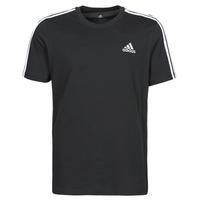 Odjeća Muškarci  Majice kratkih rukava adidas Performance M 3S SJ T Crna