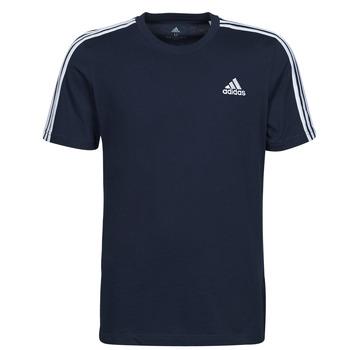 Odjeća Muškarci  Majice kratkih rukava adidas Performance M 3S SJ T Blue