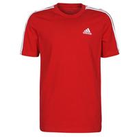 Odjeća Muškarci  Majice kratkih rukava adidas Performance M 3S SJ T Red