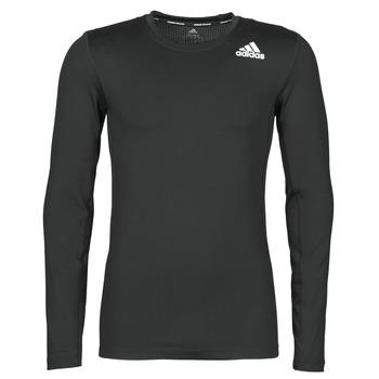 Odjeća Muškarci  Majice dugih rukava adidas Performance TF LS Crna