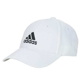 Tekstilni dodaci Šilterice adidas Performance BBALL CAP COT Bijela