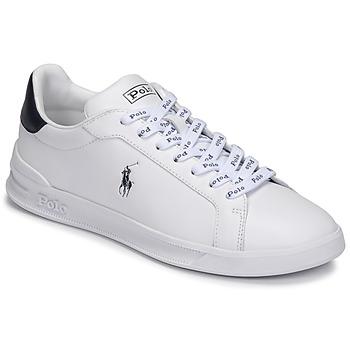 Obuća Niske tenisice Polo Ralph Lauren HRT CT II-SNEAKERS-ATHLETIC SHOE Bijela