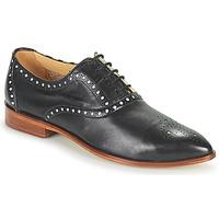 Obuća Žene  Derby cipele Melvin & Hamilton JESSY 61 Crna