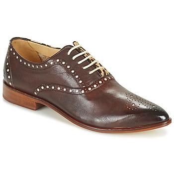 Obuća Žene  Derby cipele Melvin & Hamilton JESSY 61 Smeđa
