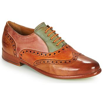 Obuća Žene  Derby cipele Melvin & Hamilton SELINA 24 Smeđa