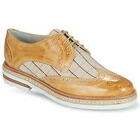 Obuća Žene  Derby cipele Melvin & Hamilton AMELIE 3 Žuta