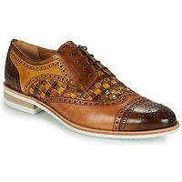 Obuća Muškarci  Derby cipele Melvin & Hamilton HENRY 7 Smeđa
