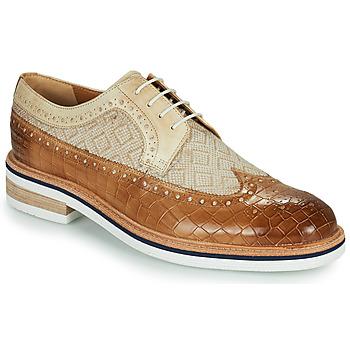 Obuća Muškarci  Derby cipele Melvin & Hamilton TREVOR 10 Smeđa