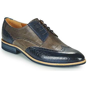 Obuća Muškarci  Derby cipele Melvin & Hamilton BOBBY 1 Siva / Blue