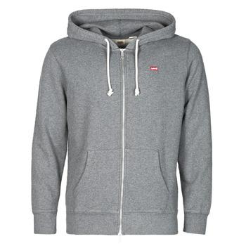Odjeća Muškarci  Sportske majice Levi's NEW ORIGINAL ZIP UP Siva
