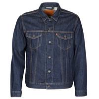 Odjeća Muškarci  Traper jakne Levi's THE TRUCKER JACKET Blue