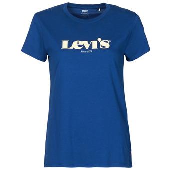 Odjeća Žene  Majice kratkih rukava Levi's THE PERFECT TEE Blue