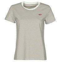 Odjeća Žene  Majice kratkih rukava Levi's PERFECT TEE Bež
