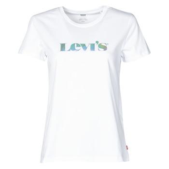 Odjeća Žene  Majice kratkih rukava Levi's THE PERFECT TEE Bijela