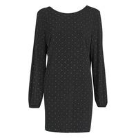 Odjeća Žene  Kratke haljine Guess SORAYA Dress Crna