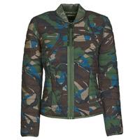 Odjeća Žene  Pernate jakne Guess ICONIC CAMOU Kaki / Smeđa