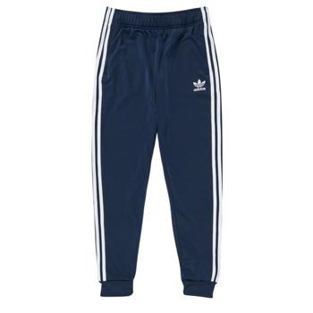 Odjeća Djeca Donji dio trenirke adidas Originals GN8454 Blue
