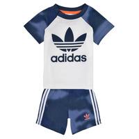 Odjeća Dječak  Dječji kompleti adidas Originals GN4110 Bijela