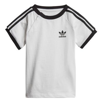 Odjeća Djeca Majice kratkih rukava adidas Originals DV2824 Bijela