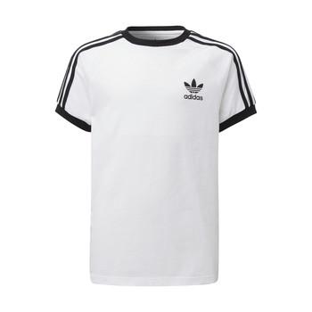 Odjeća Djeca Majice kratkih rukava adidas Originals DV2901 Bijela