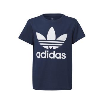 Odjeća Djeca Majice kratkih rukava adidas Originals GD2679 Blue