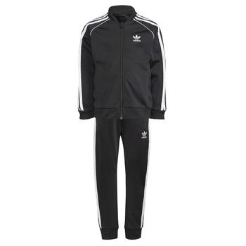Odjeća Djeca Dvodijelne trenirke adidas Originals GN4362 Crna