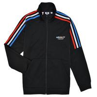 Odjeća Djeca Gornji dijelovi trenirke adidas Originals GN7482 Crna