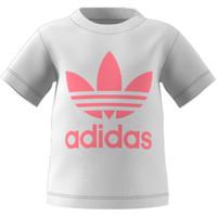 Odjeća Djeca Majice kratkih rukava adidas Originals GN8175 Bijela