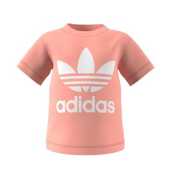 Odjeća Djeca Majice kratkih rukava adidas Originals GN8176 Bijela