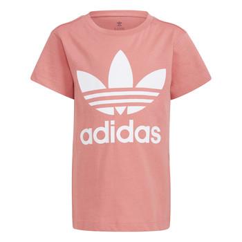 Odjeća Djeca Majice kratkih rukava adidas Originals GN8205 Bijela