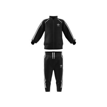 Odjeća Djeca Dvodijelne trenirke adidas Originals FREDDY Crna