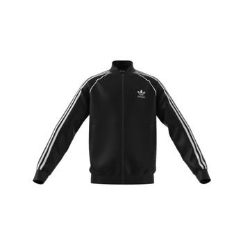 Odjeća Djeca Gornji dijelovi trenirke adidas Originals TREDYU Crna