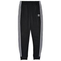 Odjeća Djeca Donji dio trenirke adidas Originals GIANNY Crna