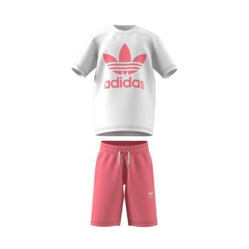 Odjeća Djeca Dječji kompleti adidas Originals COLIPA Bijela