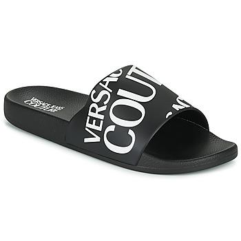 Obuća Muškarci  Sportske natikače Versace Jeans Couture TENNIA Crna / Bijela