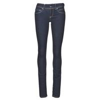 Odjeća Žene  Slim traperice Pepe jeans NEW BROOKE Blue / Brut / M15