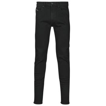 Odjeća Muškarci  Skinny traperice Diesel D-AMNY-SP4 Crna