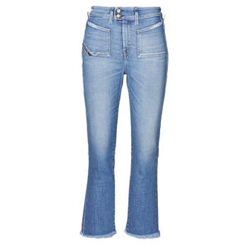 Odjeća Žene  Bootcut traperice Diesel D-EARLIE-H Blue