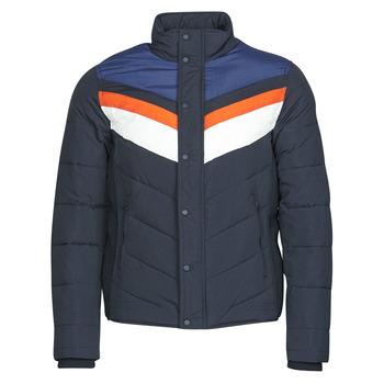 Odjeća Muškarci  Kratke jakne Teddy Smith B-SKI Blue