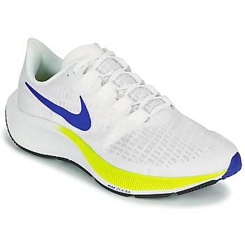 Obuća Muškarci  Running/Trail Nike AIR ZOOM PEGASUS 37 Bijela / Blue / Žuta