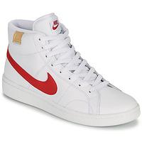 Obuća Muškarci  Niske tenisice Nike COURT ROYALE 2 MID Bijela / Red