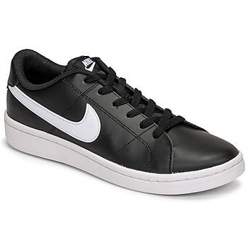 Obuća Muškarci  Niske tenisice Nike COURT ROYALE 2 LOW Crna / Bijela
