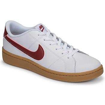 Obuća Muškarci  Niske tenisice Nike COURT ROYALE 2 LOW Bijela / Red