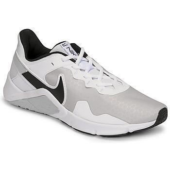 Obuća Muškarci  Multisport Nike LEGEND ESSENTIAL 2 Bijela / Crna