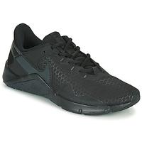 Obuća Muškarci  Multisport Nike LEGEND ESSENTIAL 2 Crna / Siva