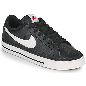 Obuća Žene  Niske tenisice Nike COURT LEGACY Crna / Bijela